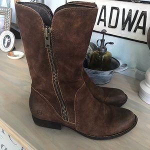 Born Ivory boots